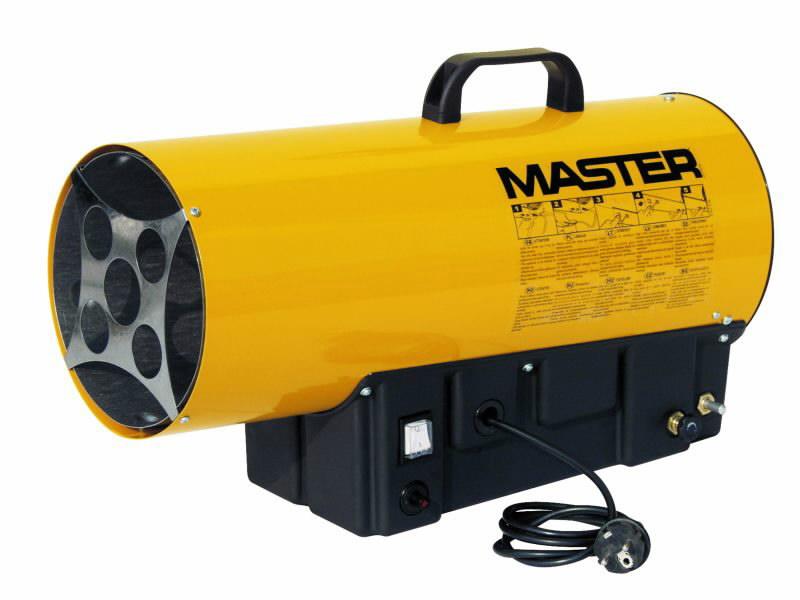 Gāzes sildītājs Master BLP 17 M