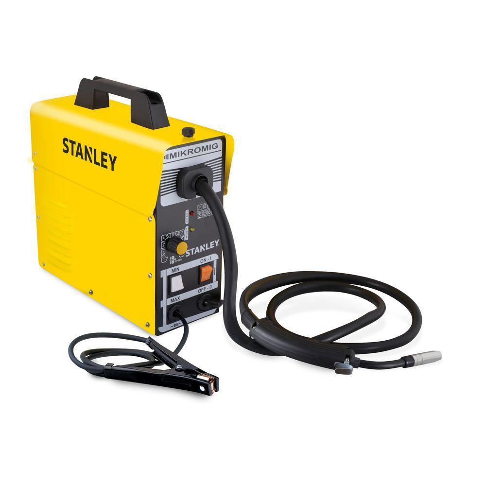 Pusautomātiska metināšanas iekārta Stanley Mikromig