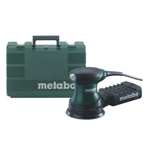 Ekscentra slīpmašīna Metabo FSX 200 Intec