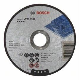 Abrazīvais griešanas disks Bosch A46 S BF; 125x1,6 mm