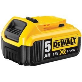 Akumulators DeWalt DCB184; 18 V; 5,0 Ah; Li-ion