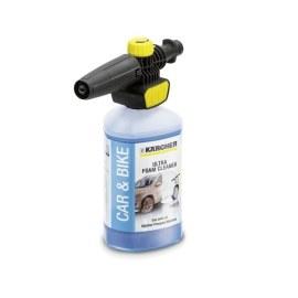 Putu tīrīšanas uzgalis Karcher Connect 'n'Clean FJ 10 C + Ultra putu tīrītajs Karcher; 1l