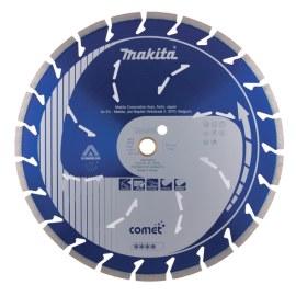 Dimanta griešanas disks Makita Comet Rapid; 350 mm