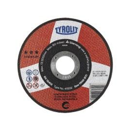 Slīpēšanas disks Tyrolit A 30 BF; 230x6 mm; 1 gab.