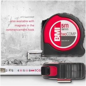 Mērlente BMI twoCOMP B472541021; 5 m