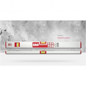 Līmeņrādis BMI Eurostar; 180 cm