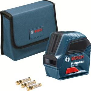 Krustveida lāzera nivelieris Bosch GLL 2-10