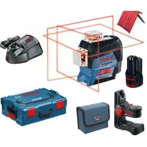 Lāzera nivelieris Bosch GLL 3-80 C + BM 1 + L-Boxx