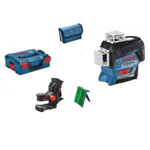Lāzera nivelieris Bosch GLL 3-80 CG (bez akumulatora un lādētāja)