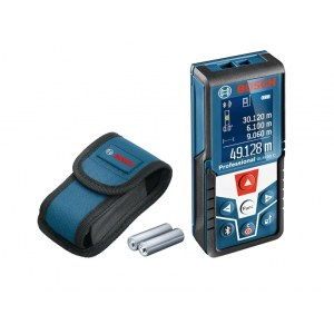 Lāzera tālmērs Bosch GLM 50 C ar Bluetooth funkciju