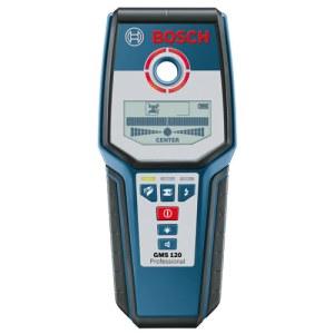 Metāla un koka detektors Bosch GMS 120 Professional