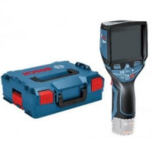 Infrasarkanais termometrs Bosch GTC 400 C; 12 V (bez akumulatora un lādētāja)