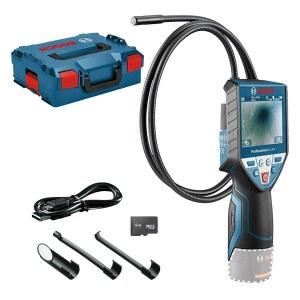 Pārbaudes kamera Bosch GIC 120 C; 12 V (bez akumulatora un lādētāja)