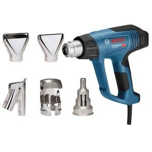 Tehniskais fēns Bosch GHG 23-66 + piederumi