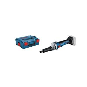 Taisnā slīpmašīna Bosch GGS 18V-10 SLC; 18 V; (bez akumulatora un lādētāja) + L-BOXX
