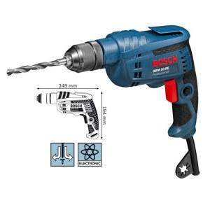 Elektriskā rokas urbjmašīna Bosch GBM 10-2 RE Professional