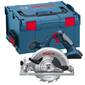 Akumulatora ripzāģis Bosch GKS 18 V-LI Solo (bez akumulatora un lādētāja)
