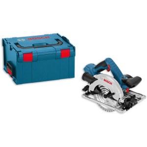 Akumulatora ripzāģis Bosch GKS 18V-57 G; 18 V Solo (bez akumulatora un lādētāja)