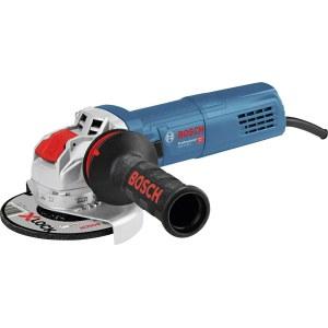 Leņķa slīpmašīna Bosch GWX 9-125 S; X-Lock