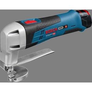 Akumulatora skārda šķēres Bosch GSC 12V-13 (bez akumulatora un lādētāja)