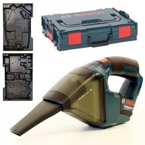 Bezvadu putekļsūcējs Bosch GAS 12V; 12 V (bez akumulatora un lādētāja)