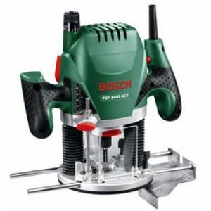 Frēze Bosch POF 1400 ACE; 1400 W