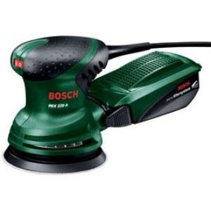 Ekscentra slīpmašīna Bosch PEX 220 A