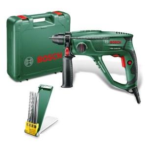 Perforators Bosch PBH 2100 RE + urbju un kaltu komplekts