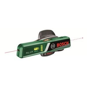Lāzera nivelieris / līmeņrādis Bosch PLL 1 P