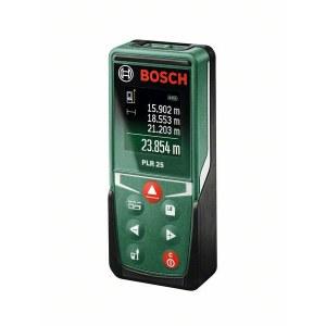 Lāzera tālmērs Bosch PLR 25