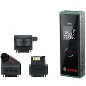 Lāzera tālmērs Bosch ZAMO III set