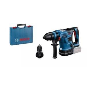 Akumulatora perforators Bosch GBH 18V-34 CF BITURBO Professional; 18 V; 5,8 J; SDS-Plus (bez akumulatora un lādētāja)