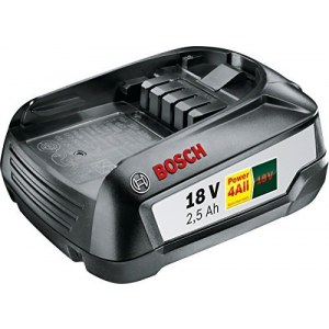 Akumulators Bosch PBA 18; 18 V; 2,5 Ah; Li-lon