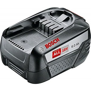 Akumulators Bosch PBA 18; 18 V; 6,0 Ah; Li-lon