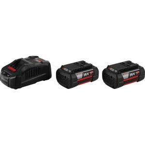 Akumulators Bosch GBA; 36 V; 2x6,0 Ah + lādētājs