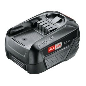 Akumulators Bosch PBA 18V; 4,0 Ah; Li-lon