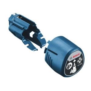 Akumulatoru adapteris Bosch AA1; 10,8 V/12 V