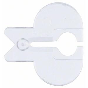 Plāksne aizsardzībai no šķembām Bosch; 5 gab.