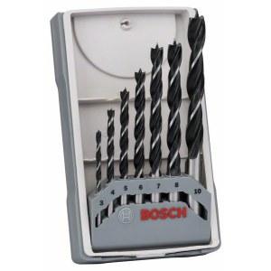 Koka urbju komplekts Bosch; 3-10 mm; 7 gab.
