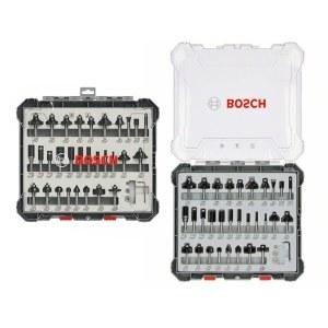 Frēžu komplekts Bosch; 8 mm; 30 gab.
