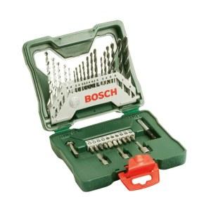 piederumu komplekts (komplektā— 33vienumi) Bosch 2607019325