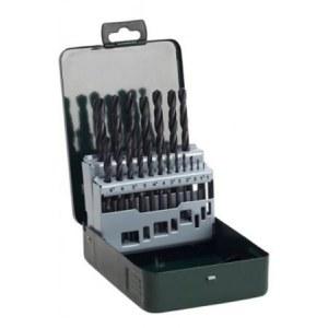 Metāla urbju komplekts Bosch HSS-R; 1-10 mm; 19 gab.
