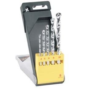 Akmens urbju komplekts Bosch HM; 4-10 mm; 5 gab.