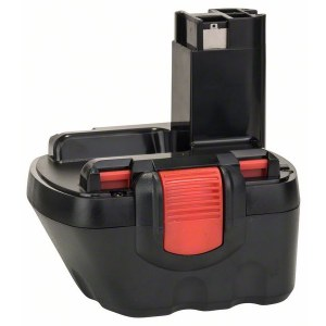 Akumulators Bosch 2607335848; 12 V; 1,5 Ah; Ni-MH