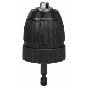 Быстрозажимный патрон Bosch; 1-10 mm; 1/4''- 6k