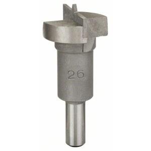 Furnitūras ligzdu izveides frēze Bosch; 26x56 mm