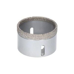 Dimanta kroņurbis sausajai griešanai Bosch X-LOCK Ceramic Dry Speed; 65x35 mm