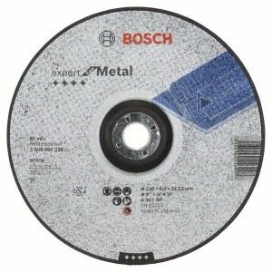Slīpēšanas disks Bosch A 30 T BF; 230x6 mm