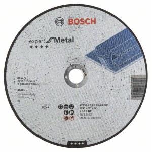 Abrazīvais griešanas disks Bosch A30 S BF; 230x3 mm