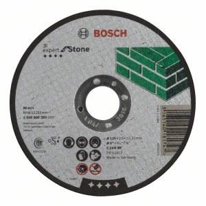 Abrazīvais griešanas disks Bosch C24 R BF; 125x2,5 mm